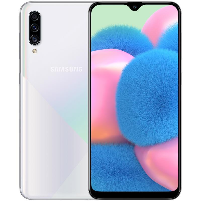 Samsung Galaxy A30s Dual SIM White