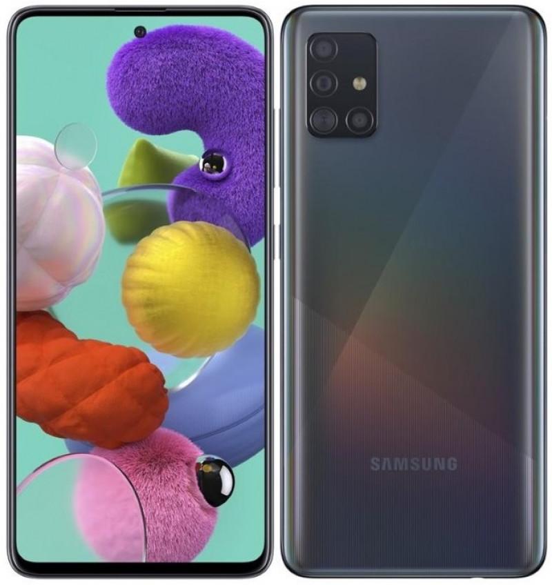 Samsung Galaxy A51 A516B 5G 128GB Dual SIM Black