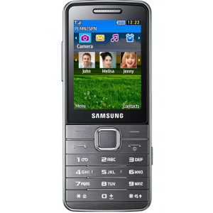 Samsung S5610 Metallic Silver Třída A