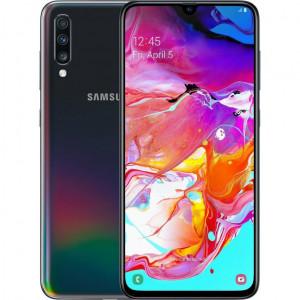 Samsung Galaxy A70 A705F Dual SIM Black Třída A