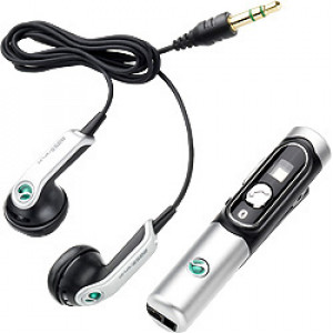 Stereo Bluetooth Headset Sony Ericsson HBH-DS200