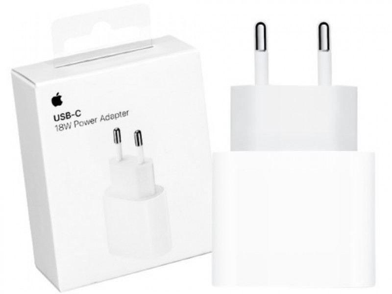Apple USB-C 18W Power Adapter MU7V2ZM/A