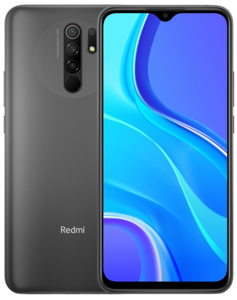 Xiaomi Redmi 9 3GB/32GB Dual SIM Carbon Grey